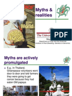 Myths & Realities
