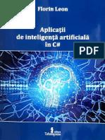 Florin Leon - Aplicatii de inteligenta artificiala in C#