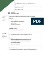 Quiz 1-Energy management