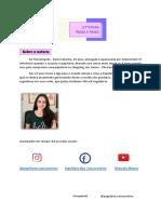 Ebook Papelaria Concurseiros - Lettering