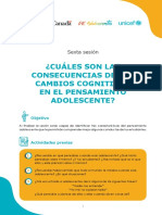 Cambios Cognitivos en El Pensamiento Adolescente S4 Ccesa007