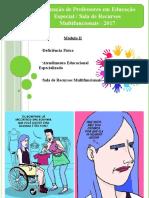 Módulo II - Deficiência Física.pptx