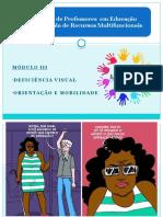 Módulo III - Deficiência Visual.pptx