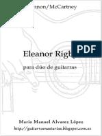 Lennon_McCarney. Eleanor rigby 2 guit..pdf