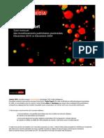 Baromètre - ADEX REPORT Décembre 2010