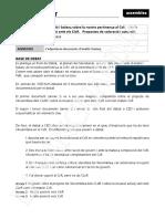 Documento interno de la ANC en el que se cuestiona que Puigdemont presida el Consell per la República