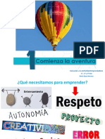 Unidad 1. Comienza La Aventura_PPT_IAEE_Primerciclo
