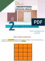 Unidad 2. Lamagiadelacreativida_ PPT_IAEE_ Primerciclo