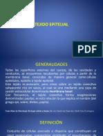 1 Histologia Tejido Epitelial