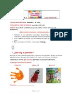 Guía 8 Artístic 3.P periodo. 2020