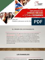 Clase #2 LOS EVANGELIOS Y EL PROBLEMA SINÓPTICO.pdf