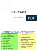 13. Ch14._TARGET_COSTING