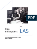 Guia Bibliografica LAS