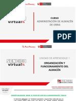 PPT UA 1  ADMINISTRACIÓN DE ALMACÉN DE OBRA