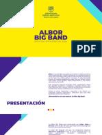 PRE. Albor Big Band 2020-2