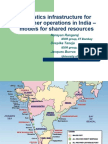 container operations  in india.