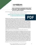 2020 (ARTIGO - CONEXÕES) CONTEXTUALIZAÇÃO E INTERDISCIPLINARIDADE ...