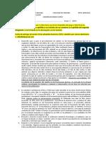 EXAMEN DE MEDIO CURSO PRINCIPIOS DE EVOL 2020-I