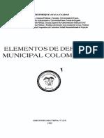 BELM-16616(Elementos de derecho municipal -Ayala)