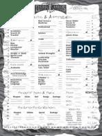 DL Char Sheet
