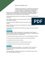 ATIVIDADES DOS TERCEIROS ANOS - HISTORIA