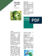 folleto informatica