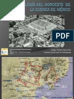 sitios arqueológicos de los municipios de Tlalnepantla, Atizapán y Naucalpan, Estado de México