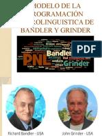 MODELO DE BANDLER Y GRINDER