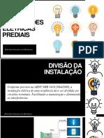 3 - INSTALAÇÕES ELÉTRICAS PREDIAIS - Divisão de Circuitos e Simbologia.pptx.pdf
