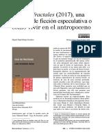 Helice 27 2019 Otoño-Invierno Albujar. Caja de Fractales