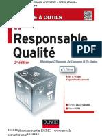 boîte à outils du responsable qualité