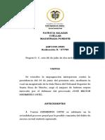 LIBERTAD POR TERMINOS - CONTABILIZACIÓN PROBLEMAS DE CONEXIÓN Y APLAZAMIENTO X COVID-19  57784-20