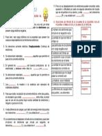 H.Evaluación N°3-Magnitudes E.Prof. Irene León ramos