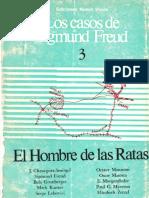 Los Casos de Sigmund Freud 3. El Hombre de Las Ratas (Oscar Masotta Et Al.)