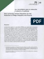 educación técica y tecnologica para la reduccipon de la desigualdad asarial y de la pobreza.pdf