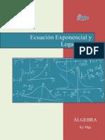 Ecuación  Exponencial y Logarítmica.pdf