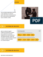 Modulo I- Clase 6 Sistema de Negocio