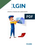 APOSTILA TÉCNICA DE CLIMATI8ZAÇÃO ELGIN 2019