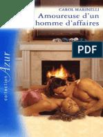 Amoureuse dun homme daffaire - Carol Marinelli.pdf