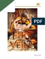 Ruby Dixon - Serie Fireblood Dragon - 06 - Fire In His Veins