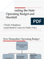 Budget 101- NH Budget