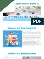 Curso de Emprendimiento (Parte 4)
