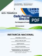 EDUCACIÃ_N PRIMARIA Cuadernillo N° 1 Orientaciones Pedagógicas 2020-2021