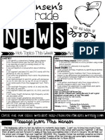 september 21st-25th 2020 week 7 newsletter