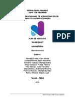 Trabajo Final Macoeconomia del Plan de Negocios.docx