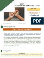 Clase N° 02 - 2° de Secundaria - DPCC - III Bimestre.pptx
