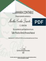 178. MARTHA CECILIA DUARTE RUBIO