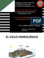 AGUAS SUBTERRANEAS EN EL ALTIPLANO PUNEÑO FINAL.ppt