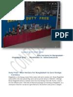 Duty Free Shop - Khandakar Niaz Morshed (Ex Sr Sales Executive)