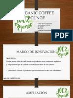 ORGANIC COFFEE LOUNGE